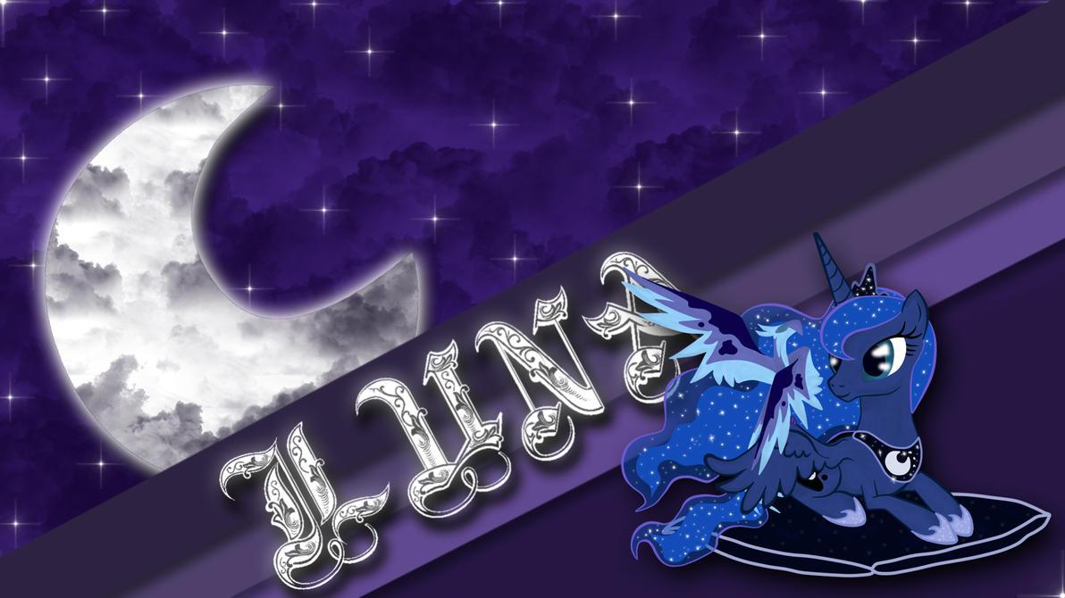 Princess Luna Background. by Winter-218