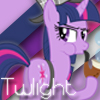 Twlight Sparkle Icon by Winter-218