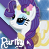 Rarity Icon by Winter-218