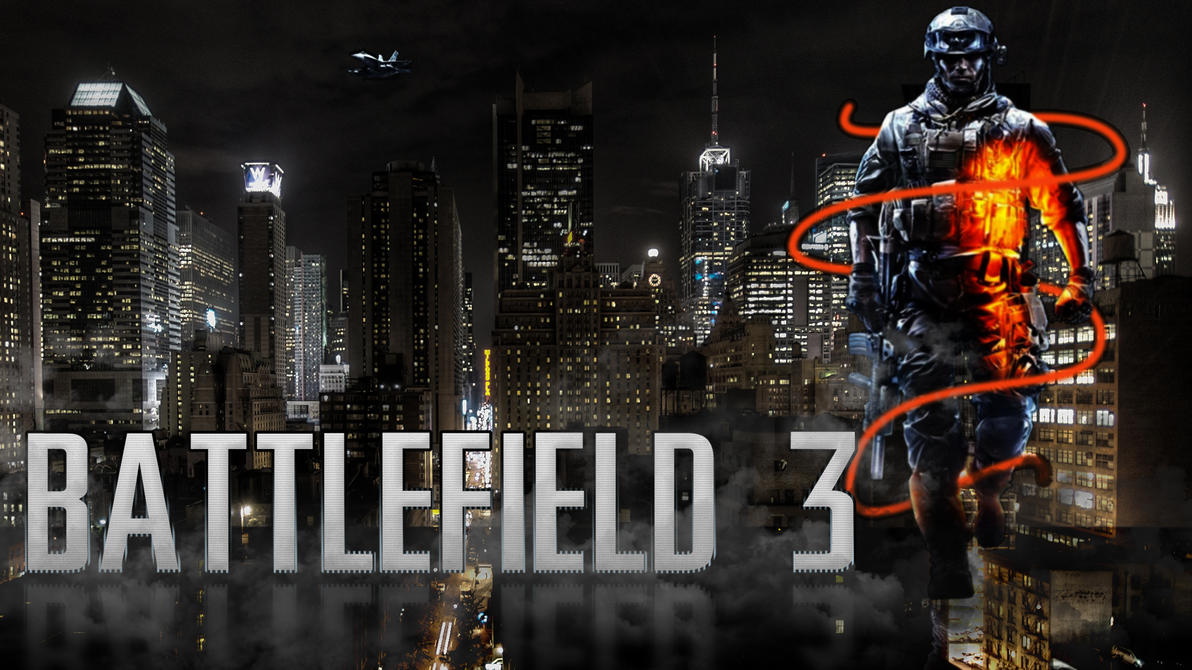 Battlefield 3 Background by Winter-218