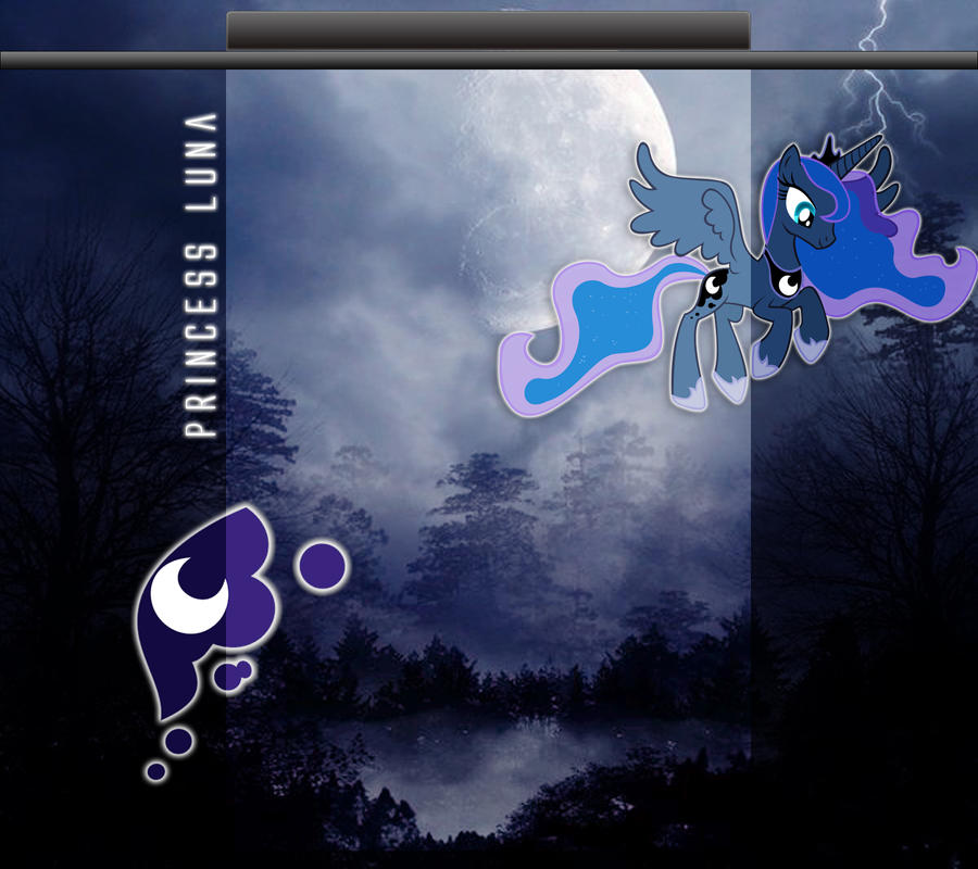Princess Luna Youtube Background (2) by Winter-218