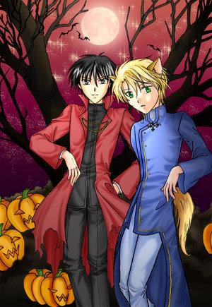 Halloween KKM by Akaidream by Yuri-Wolfram