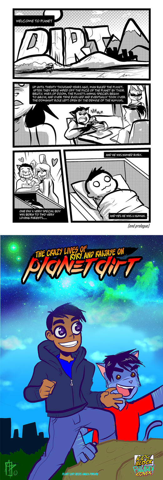 planet dirt - Prologue by andehpinkard