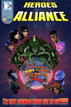 Heroes Alliance 3 Cover by Abt-Nihil