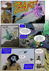 Heroes Alliance #9 Page 5