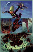 Heroes Alliance #9 Page 8
