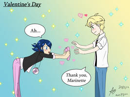 Miraculous Valentine's 2020 - Day 14 - VDay
