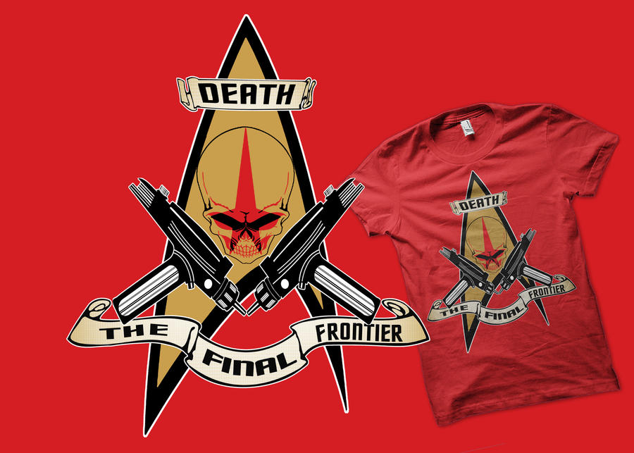 The Red Shirt of Death by Buzatron