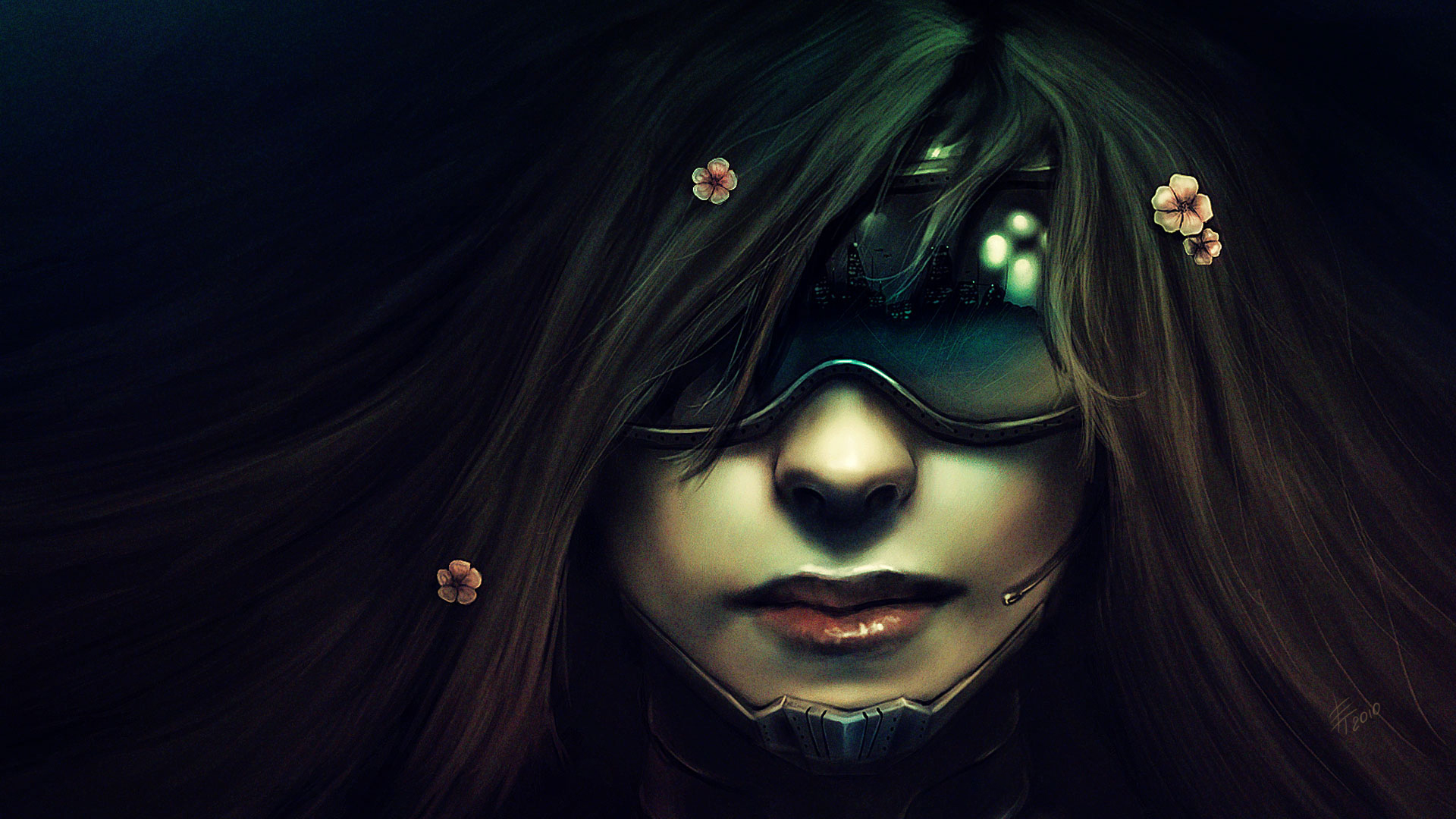 Futuregirl_1920x1080 by Egri