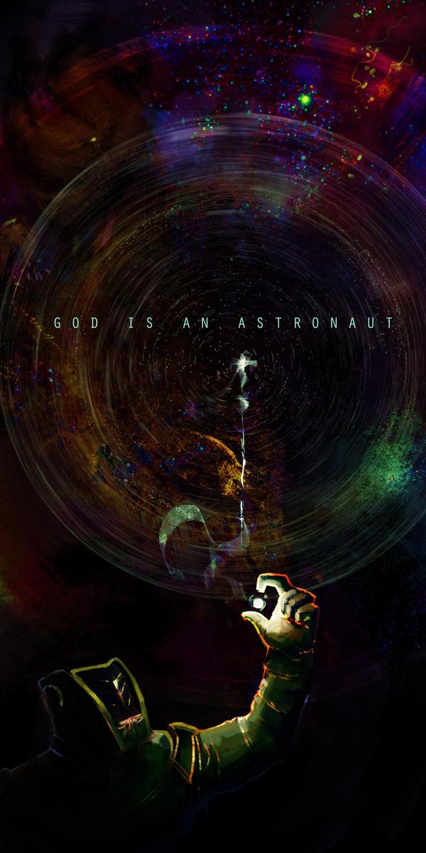 God is an astronaut by Si73x