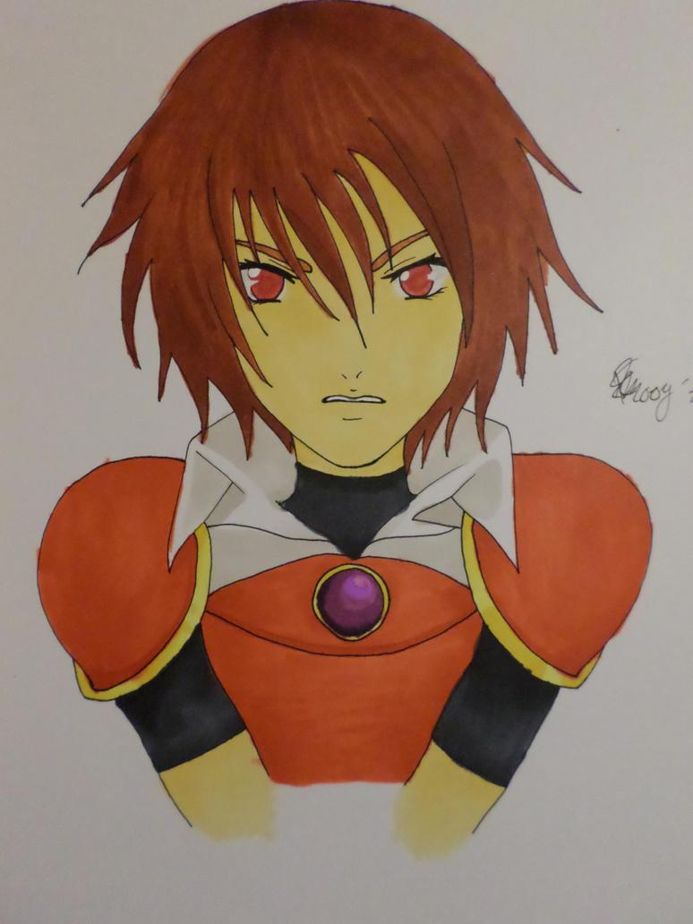 Meiko - Daughter of Vengeance by PKlovesDW
