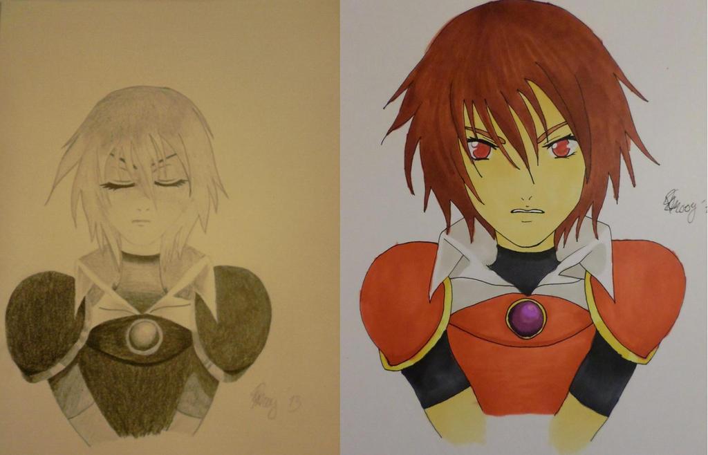 Meiko - Daughter of Vengeance Improvement by PKlovesDW