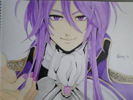 Kamui Gakupo - Madness of Duke Venomania by PKlovesDW