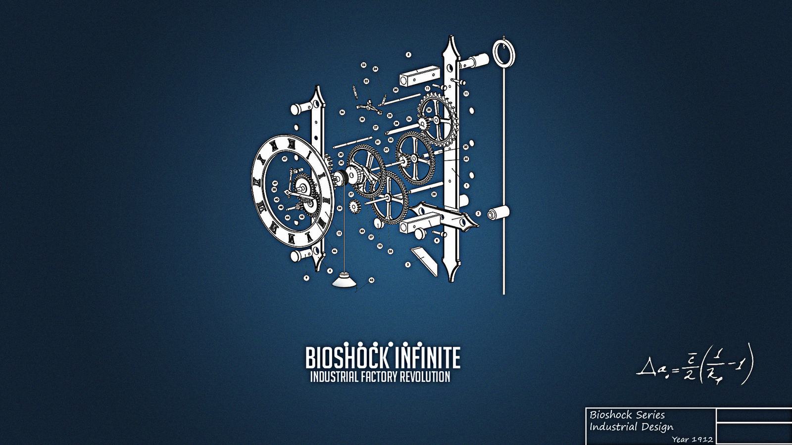 Bioshock Infinite Industrial Factory Wallpaper By HD Wallpapers Download Free Images Wallpaper [1000image.com]