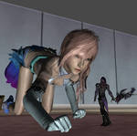 Final Fantasy Shrunken Caius 11