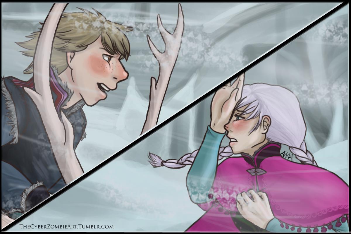 Frozen - Kristoff!.. by TheCyberZombie