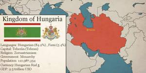 Alternative Kingdom of Hungaria by Chrismapper594