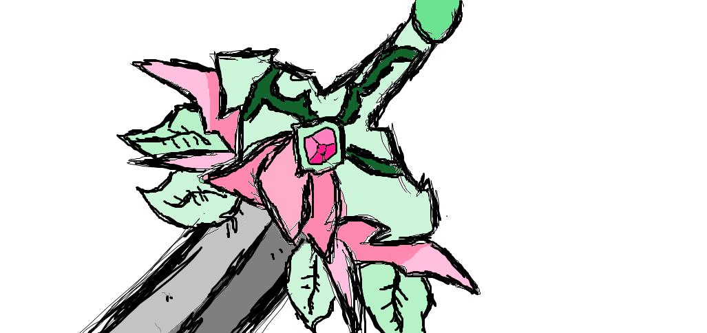 Legendary Lotus Sword by Kyubikuz