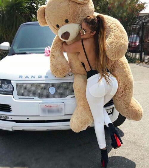 Teddy bear tg by Amarant25