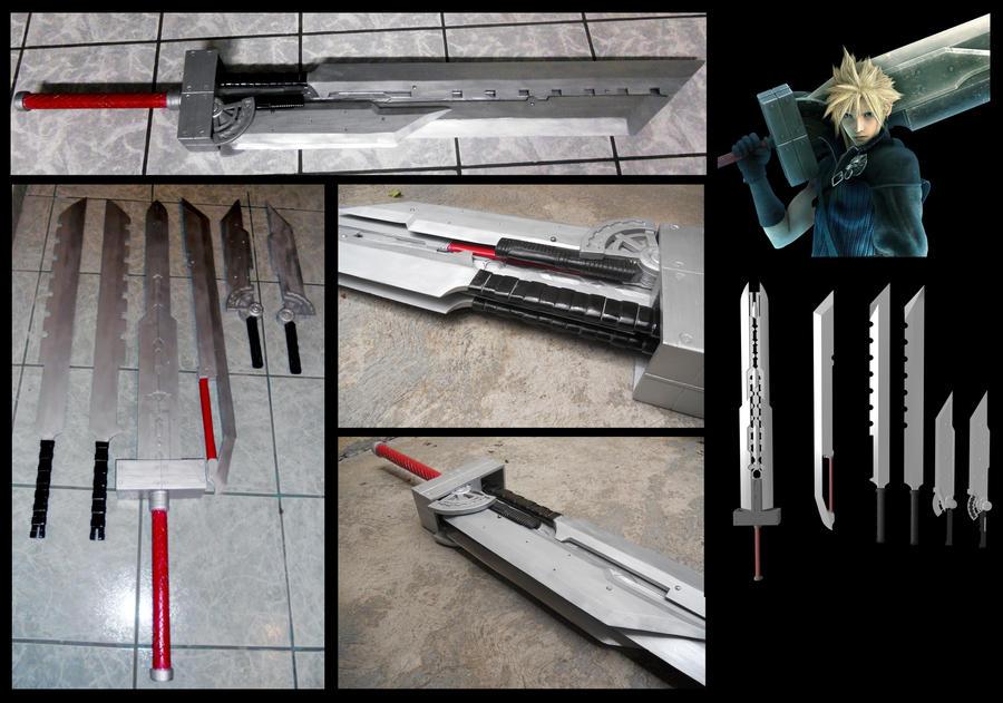 re: Original Buster Sword vs. AC Buster Sword - Page 2 ...