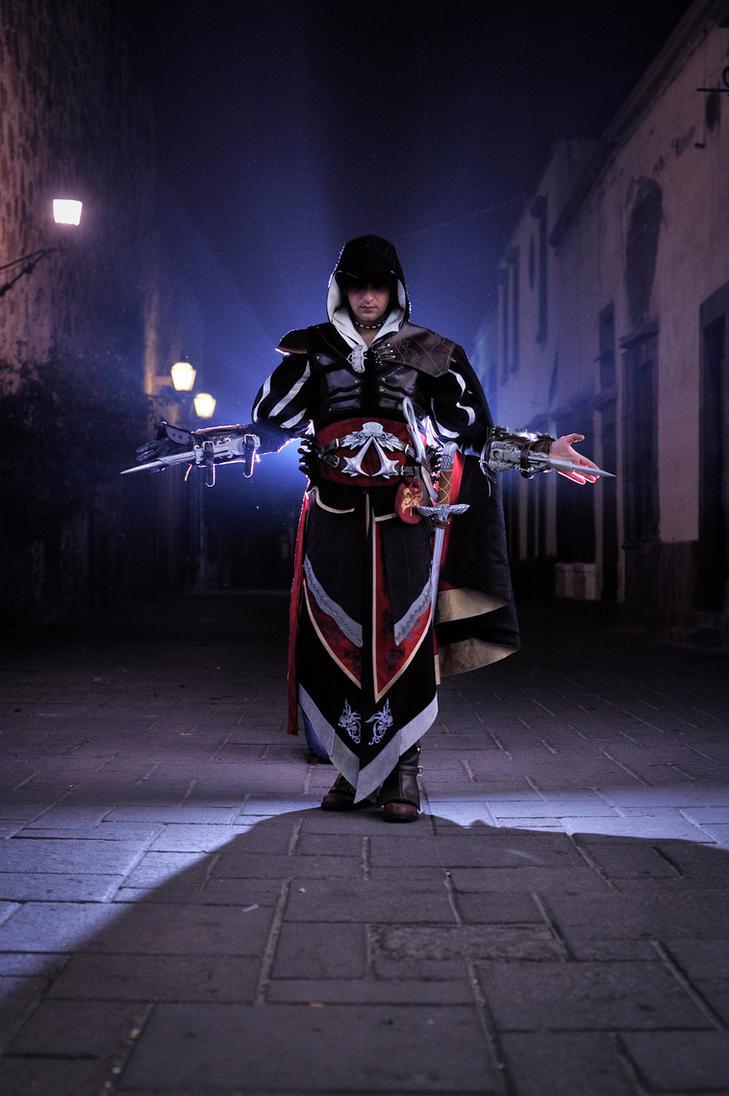 Ezio Auditore da Firenze V by alsquall