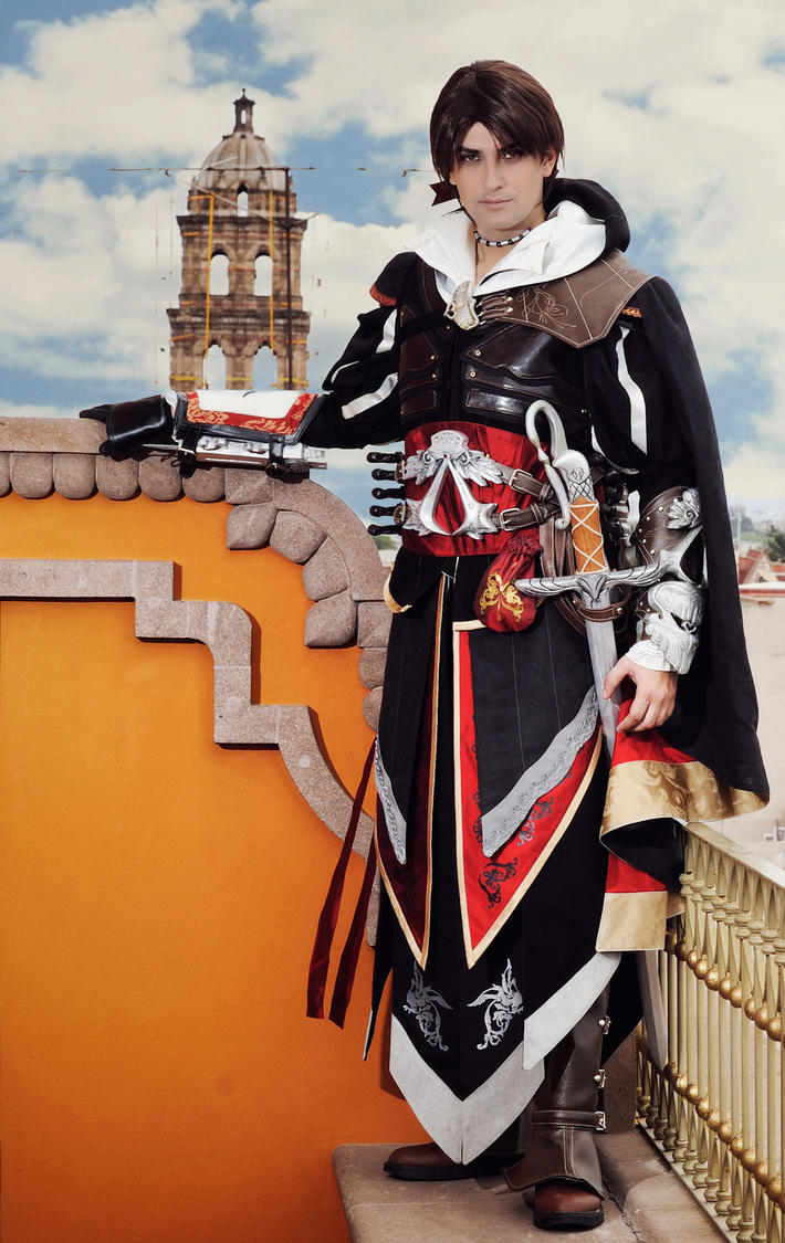 Ezio Auditore da Firenze XII by alsquall