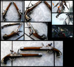 Coonor Kenway - Dual pistols