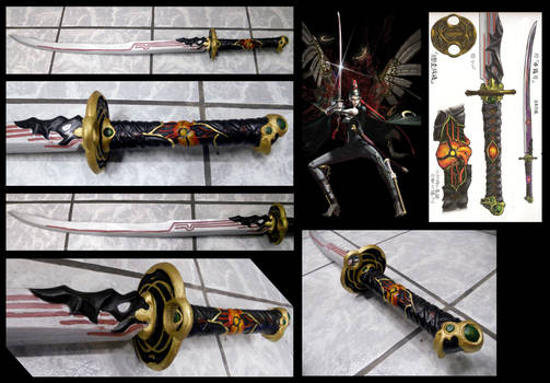 Bayonneta Sword