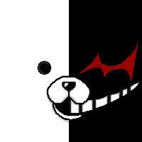 Monokuma Danganronpa Pixle Face