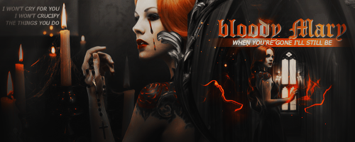 Firma - bloody Mary by Zachclaw
