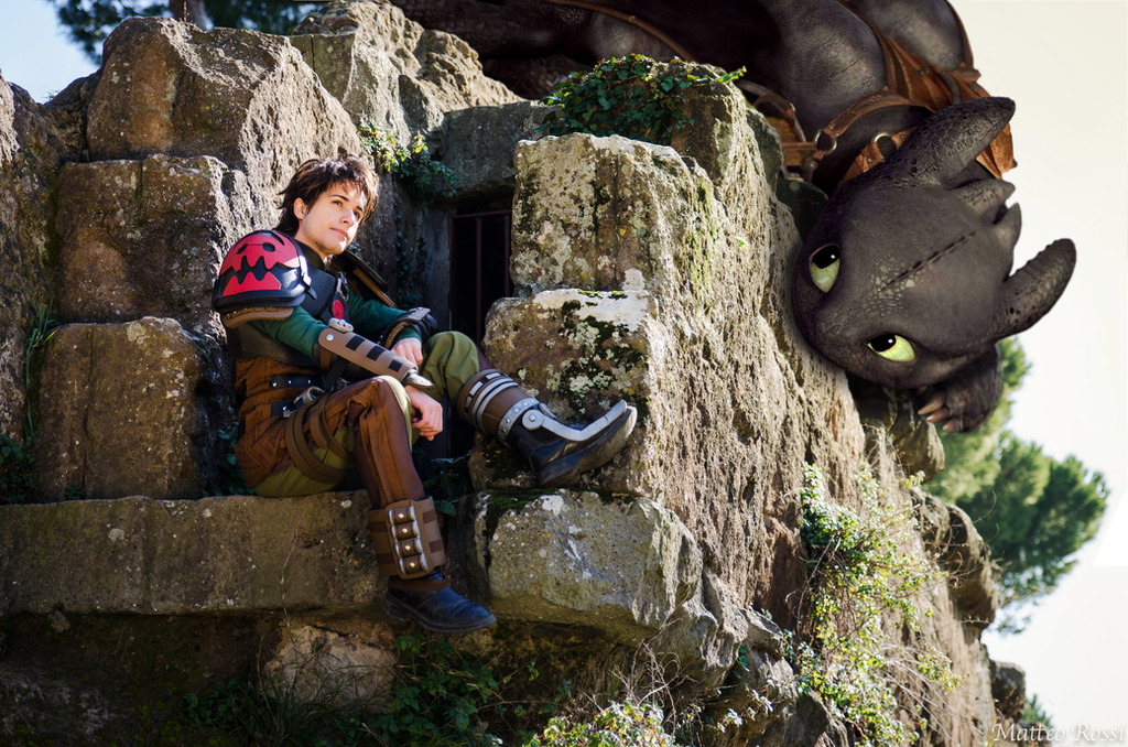 Hiccup and toothless how to train your dragon 2 by alexandrake89 ccuart Images