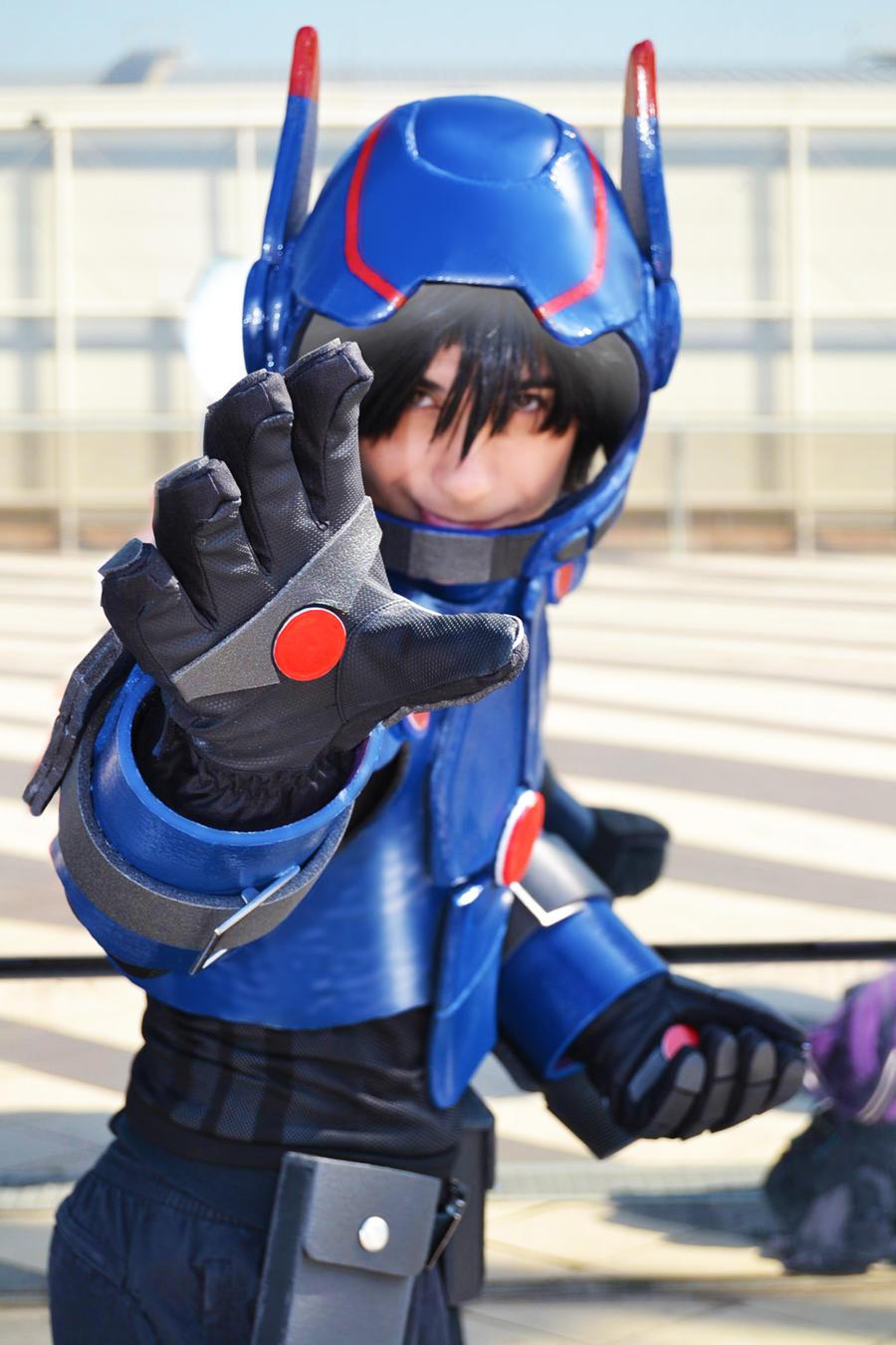 Big hero six cosplay