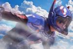 BIG HERO 6 - Hiro Hamada Cosplay