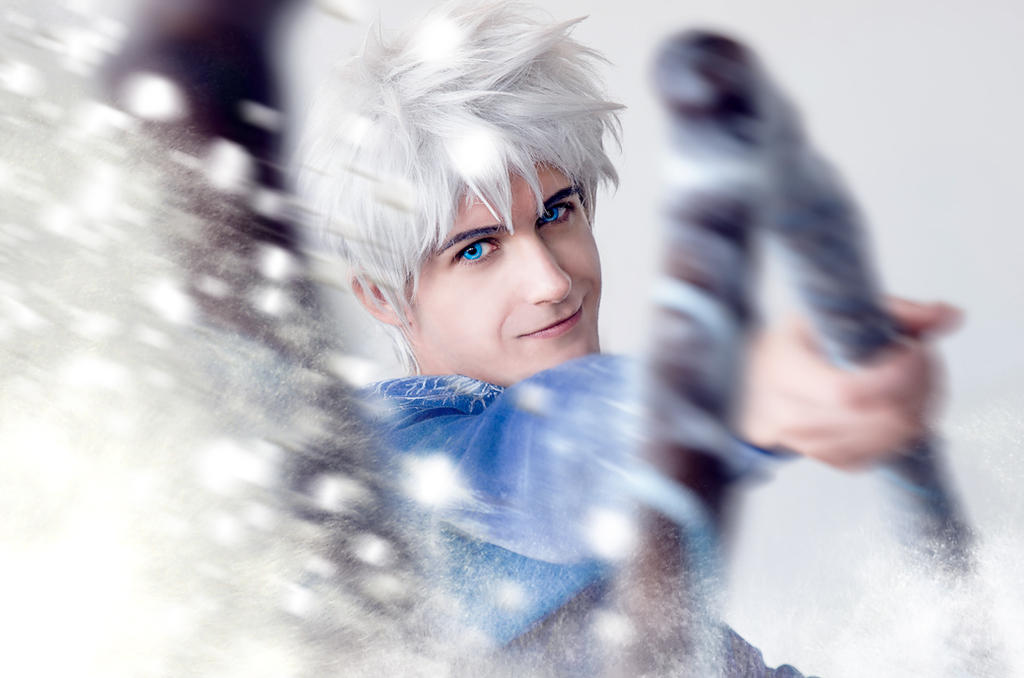 Célèbre Jack Frost - Rise of the Guardians COSPLAY by AlexanDrake89 on  DR73