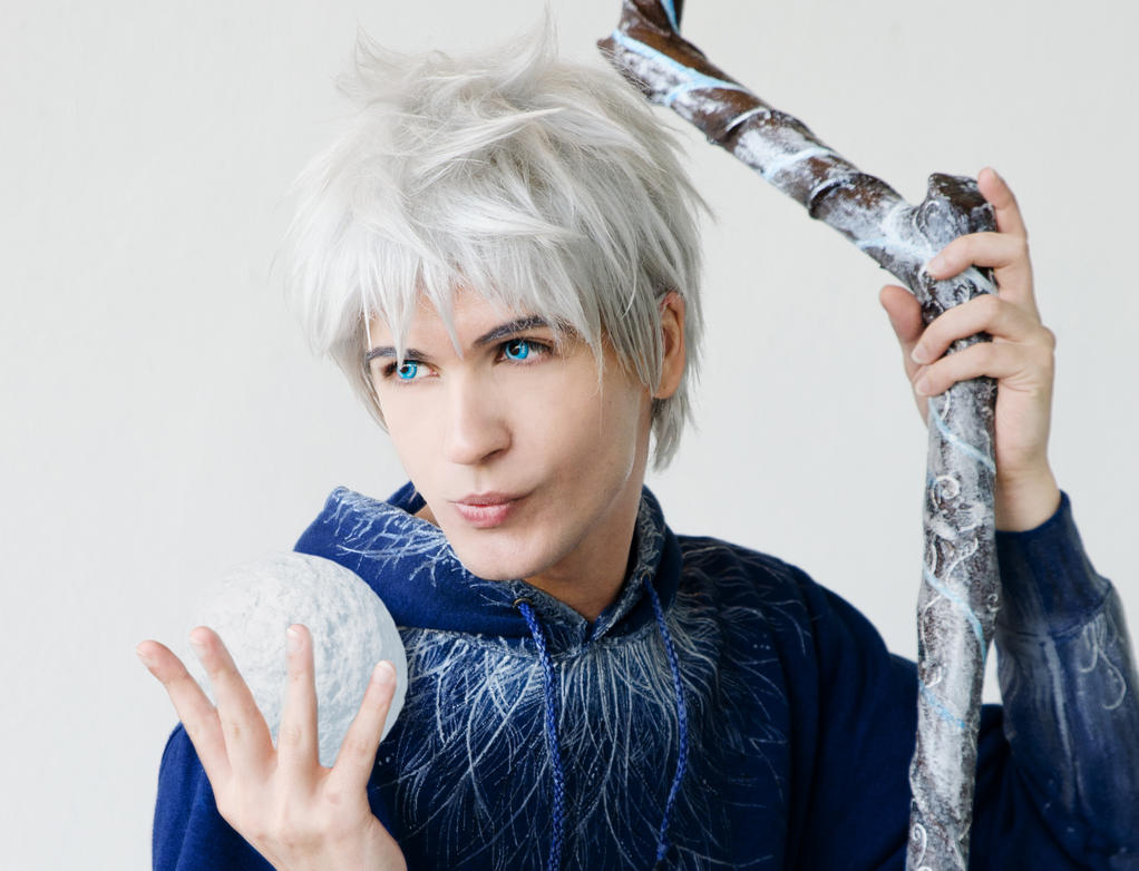 Exceptionnel Jack Frost - Rise of the Guardians COSPLAY by AlexanDrake89 on  DH84