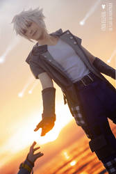 Riku - Kingdom Hearts 3