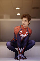 Spiderman Cosplay - Peter Parker