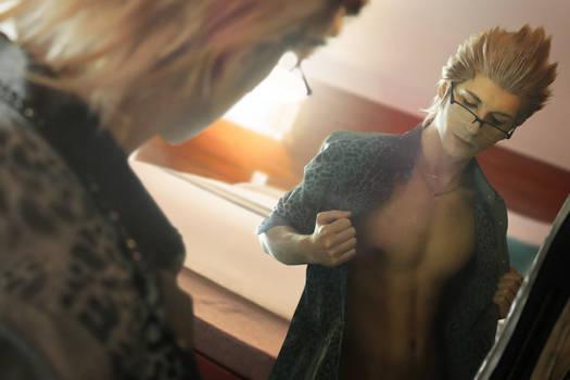 Ignis Scientia - Final Fantasy XV