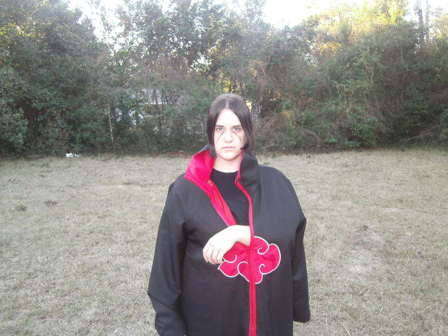 Itachi Cosplay 2 by Fallenangel1314