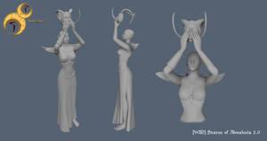 [WIP] Statue of Almalexia [1]