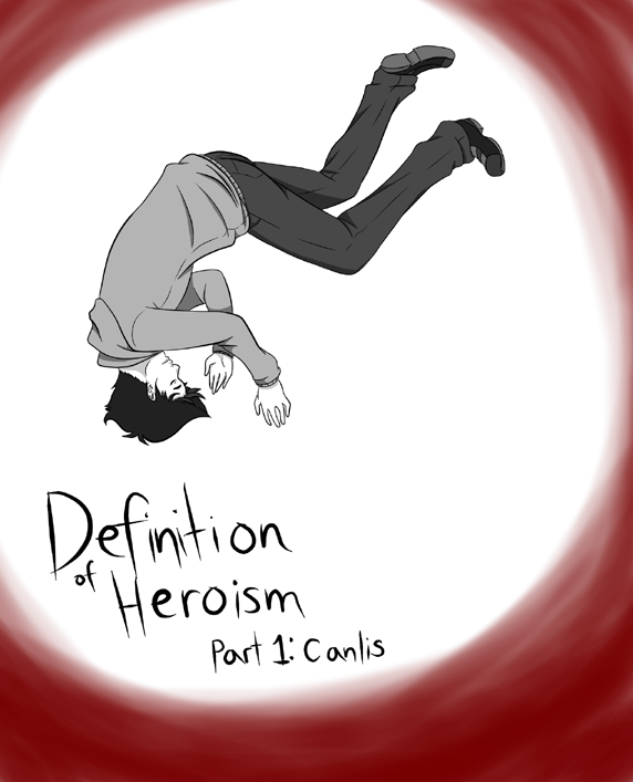 Definition of Heroism test cover by Minji-chan