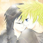 Roxas/Xion: You're Here
