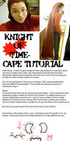 Knight of Time Cape: Tutorial
