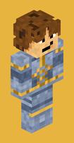 Minecraft - Artix Von Krieger by ElixirBabe