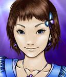 Kawaii_girl_lineart _coloured