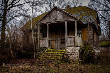 Abandoned Village Buildings 18