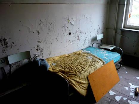 Abandoned Dormitory 3