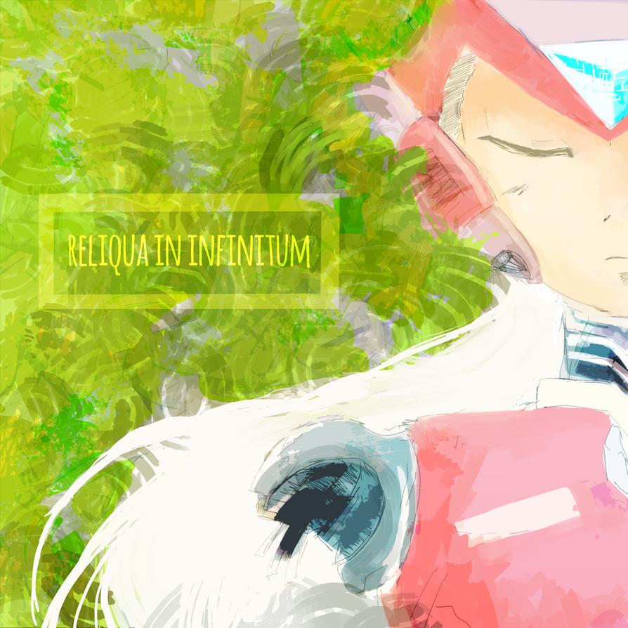 Infinite rest -Megaman Zero by MegumiNoLove
