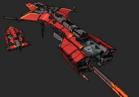 Battlecarrier - Red Horizon