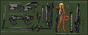 Late-Darkwar Armaments 01